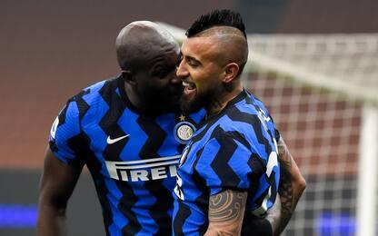 """Vidal: """"Prova di forza, ci siamo per lo scudetto"""""""
