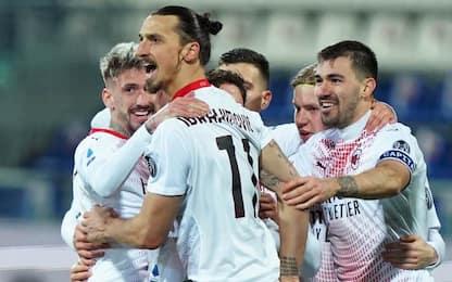 Doppio Ibra, il Milan torna primo: Cagliari ko 2-0