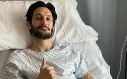 Luis Alberto operato di appendicite: salta 2 gare