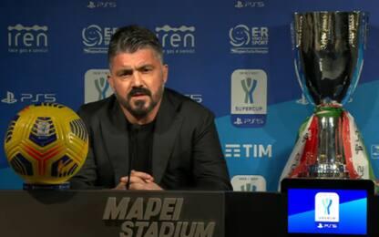 """Gattuso: """"Io e Pirlo come Bud e Terence Hill"""""""