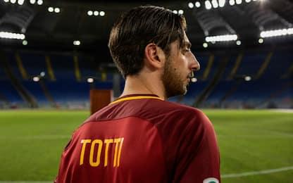 """Speravo de morì prima"", la serie tv Sky su Totti"