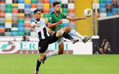 Udinese-Atalanta, le probabili: Ilicic con Zapata