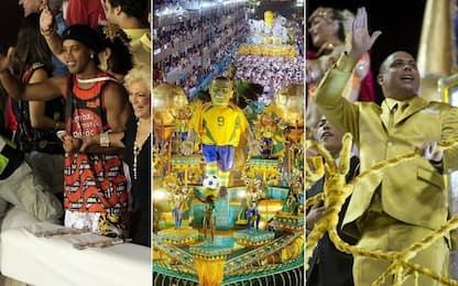 Carnevale cancellato: quanto calcio al Sambodromo