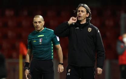 """Inzaghi: """"Rammarico, ma siamo sulla strada giusta"""""""