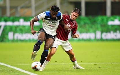 Milan-Atalanta, dove vedere la partita in tv
