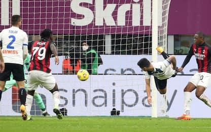 Milan-Atalanta 0-1 LIVE: la sblocca Romero