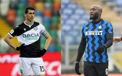 Udinese-Inter, l'ultima di Lasagna? Le probabili