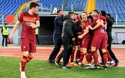Pellegrini al 92', pazzo 4-3 Roma sullo Spezia