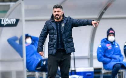 """Gattuso: """"Ci siamo fatti mangiare da soli"""""""