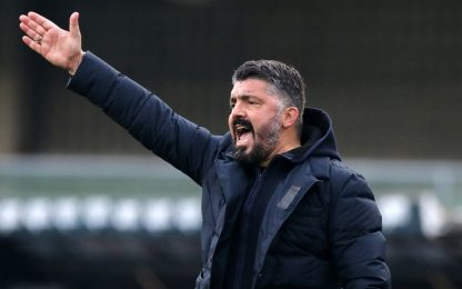 Samp-Napoli 0-0 LIVE, Ospina e Osimhen titolari
