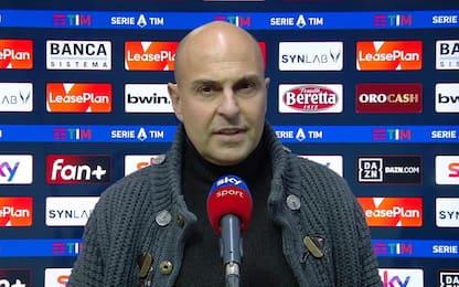 """Giulini: """"Di Francesco resta, contratto rinnovato"""""""