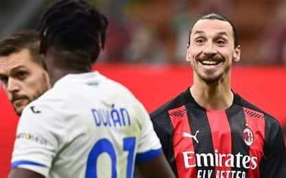 """Ibra a Zapata: """"Ho più gol io che presenze tu"""""""