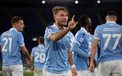 La Lazio mette la quarta: Sassuolo battuto 2-1