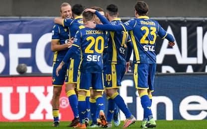 Subito Lozano, poi solo Verona: Napoli ko 3-1
