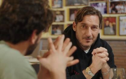 """Totti: """"La fine? Oltre ogni aspettativa"""" VIDEO"""