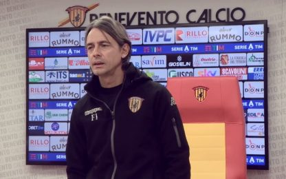 """Inzaghi: """"Conte amico vero, è un riferimento"""""""