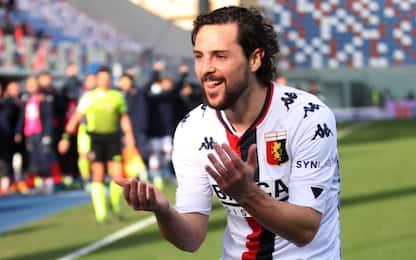 Ballardini come Conte, Destro 'batte' CR7 e Lukaku