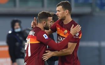 Roma v Benevento ,Serie A, Football, Rome, Italy - 18-10-2020