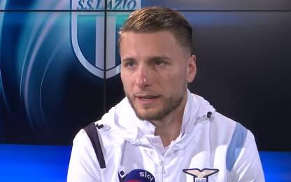 """Immobile: """"Siamo tornati la Lazio pre-lockdown"""""""