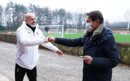"""Capello a Milanello: """"Una squadra felice"""". VIDEO"""