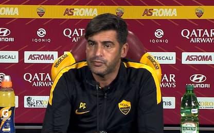 """Fonseca: """"Dzeko sta bene, ma gioca Mayoral"""""""