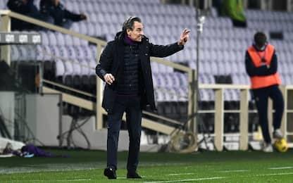 """Prandelli: """"Buona reazione, ma Inter ha meritato"""""""