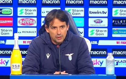 """Inzaghi: """"Contro il Toro onoreremo il campionato"""""""