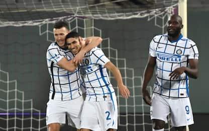 Gol&assist, nessun difensore come Hakimi in Europa