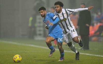 Serie A, curiosità e statistiche del 22° turno
