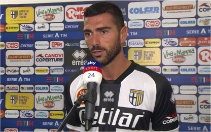 """Pellè: """"Qui a Parma ho lasciato un lavoro a metà"""""""