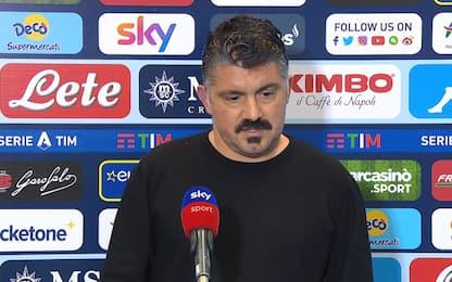 """Gattuso: """"Dicono che sono scarso? Stica..."""""""