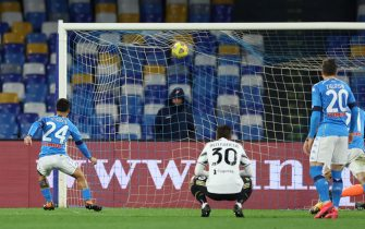 Napoli vs Juventus - Serie A TIM 2020/2021