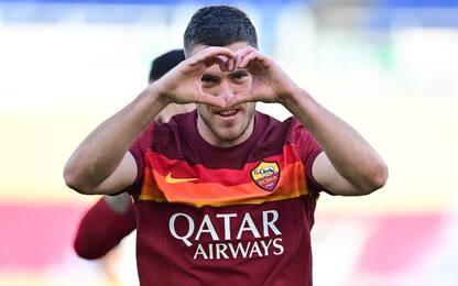 Doppio Veretout e Pedro, Udinese ko 3-0: Roma 3^