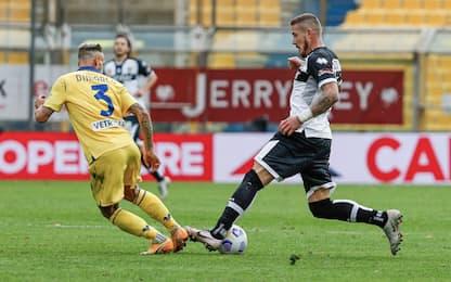 Verona-Parma, dove vedere la partita in tv