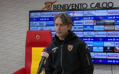 """Inzaghi: """"Con la Roma dura ma affascinante"""""""