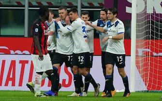 Milan vs Atalanta - Serie A TIM 2020/20211
