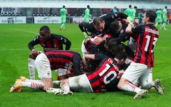 Milan vs Lazio - Serie A TIM 2020/2021