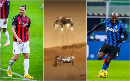 """Perseverance su Marte e i """"marziani"""" nel calcio"""