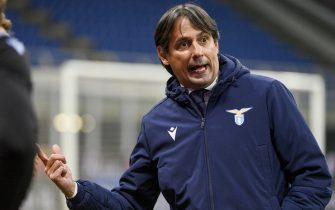 Inter Vs Lazio - Serie A TIM 2020/2021