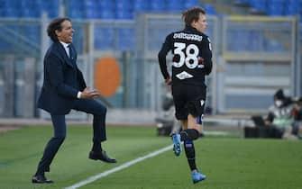 Lazio vs Sampdoria - Serie A TIM 2020/2021