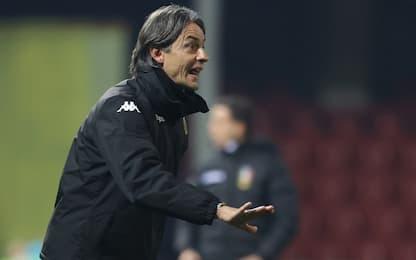 """Inzaghi: """"Napoli difficile, ma ci proviamo"""""""