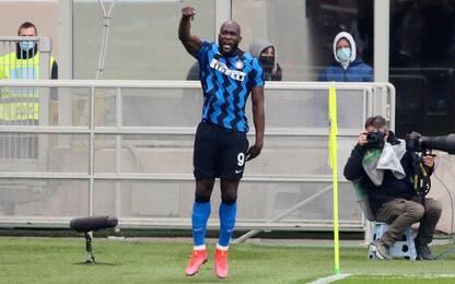 "Lukaku e l'urlo dopo il gol: ""I'm the f... best!"""