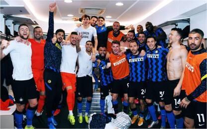 L'Inter domina il derby e vola a +4: Milan ko 3-0