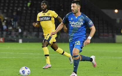 Parma-Udinese, dove vedere la partita in tv