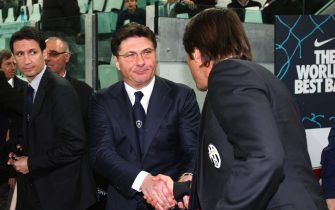 Juventus vs. Napoli - Serie A Tim 2011/2012