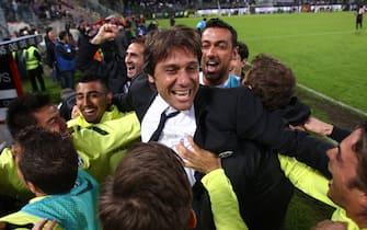Cagliari vs. Juventus - Serie A Tim 2011/2012