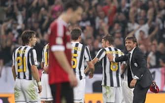 Juventus vs. AC Milan - Serie A Tim 2011/2012
