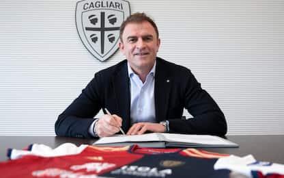 Ufficiale Semplici al Cagliari, firma fino al 2022