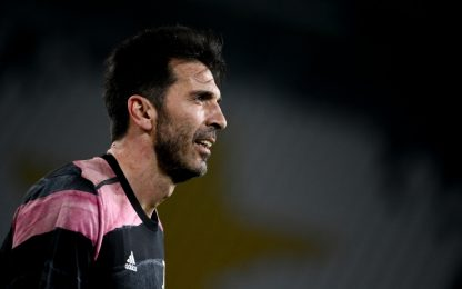 """Buffon: """"Rinnovo? Se continuo a saltare così..."""""""