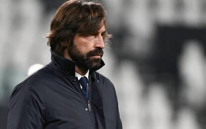 """Pirlo: """"Noi l'anti Inter? Siamo una delle rivali"""""""